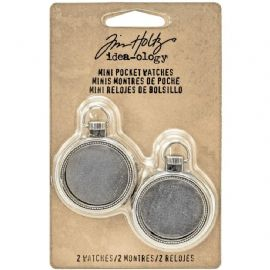 TIM HOLTZ® IDEA-OLOGY™ - Mini Pocket Watch Frames - TH93274